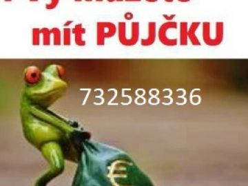 Soukromé nebankovní rychlé půjčky 732588336